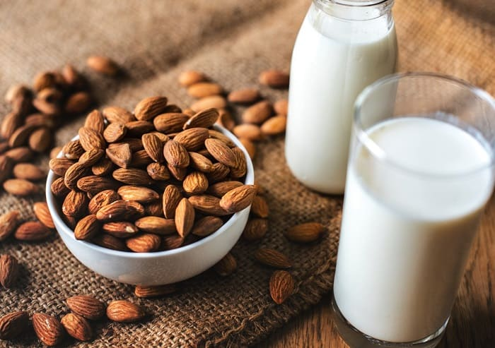 almont and coconut milk diy recipes