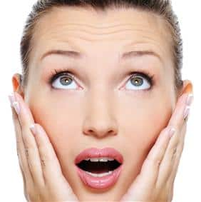 How do you get rid of these fine lines and wrinkles?