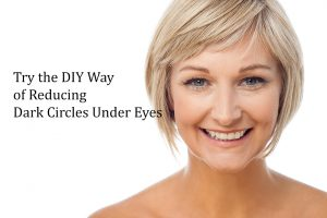 Reducing Dark Circles Under Eyes