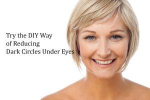 Reducing Dark Circles Under Eyes