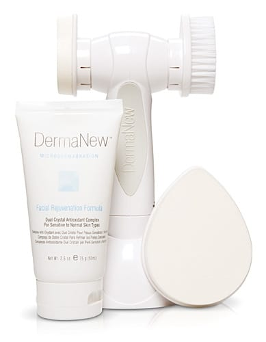 The Dermanew Facial Rejuvenation System Product