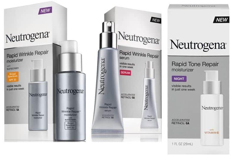 Neutrogena Rapid Wrinkle Repair Kit
