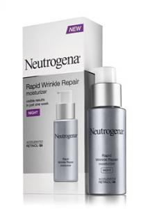 The Bottle - Neutrogena Rapid Wrinkle Repair