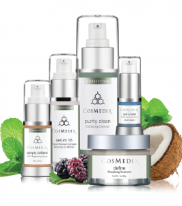 The Cosmedix Product Line