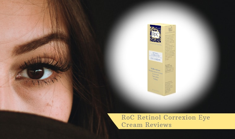 Roc Retinol Correxion Eye Cream Review Proven Or Not Worth It