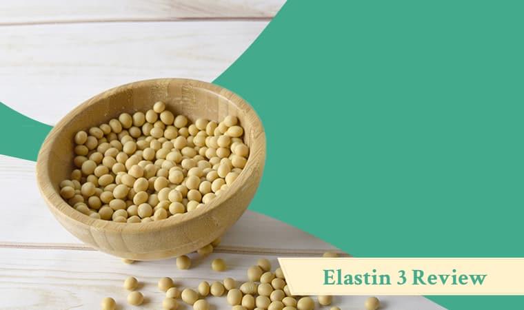 A bowl full of soya seeds