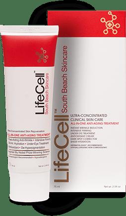 lifecell south beack skincare
