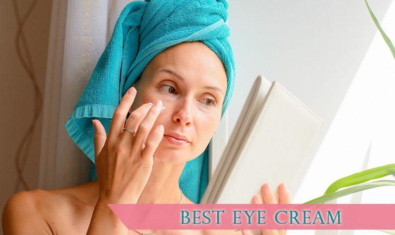 best eye cream